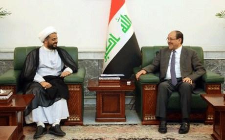 المالكي والخزعلي:فوزنا الانتخابي هدية لخامئني