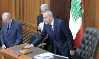 بري رئيساً لنواب لبنان للمرة السادسة