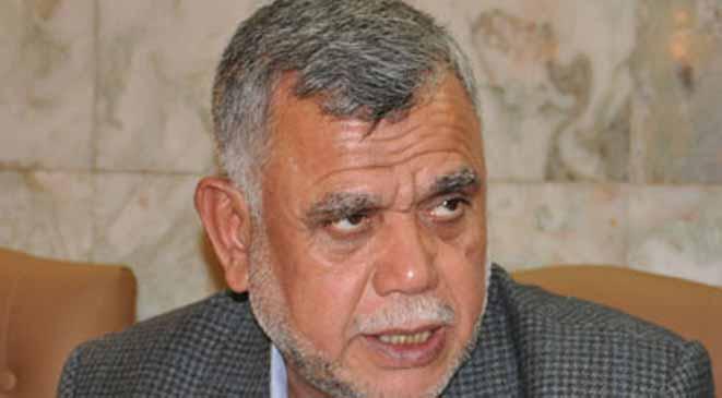 تحالف الحشد:العامري مرشحنا لرئاسة الوزراء