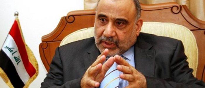 """عبد المهدي: رؤساء """"دويلات العراق""""يرفضون العمل المؤسساتي والقضاء على الفساد"""