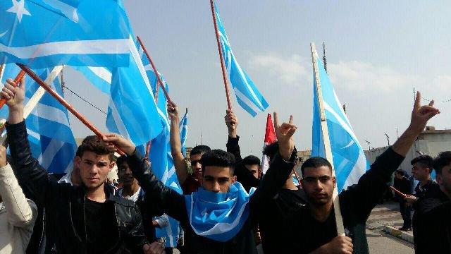 التركمان:لن نسمح للكرد باستلام منصب المحافظ في كركوك
