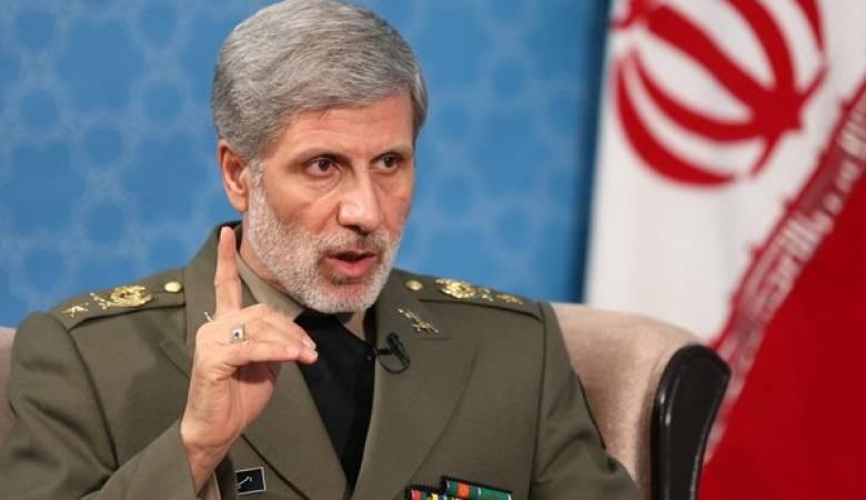 حاتمي يتعهد بتعزيز القدرات الصاروخية الإيرانية
