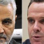 بين أقدام جنرال إيراني ودبلوماسي أميركي!