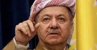 بارزاني:حقوق الكرد الشرط الأول للتحالف مع الآخرين