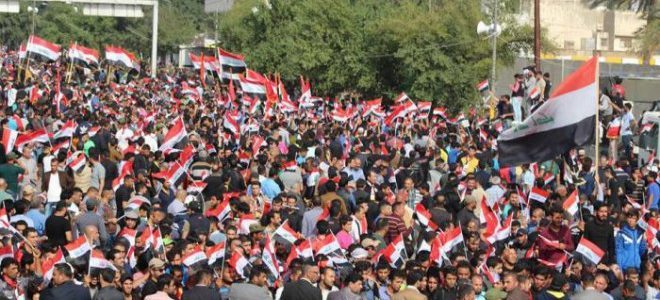 كفاية … يا ….عراقيون ….أتفقوا…على ازاحتهم ..لقد حان القدر؟