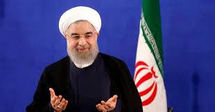روحاني يهنىء تحالف الحشد بفوزه في الانتخابات
