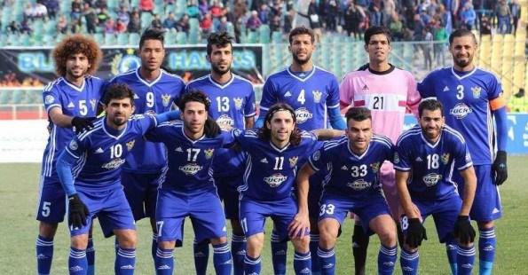 فريق الجوية يأمل الفوز في كأس آسيا