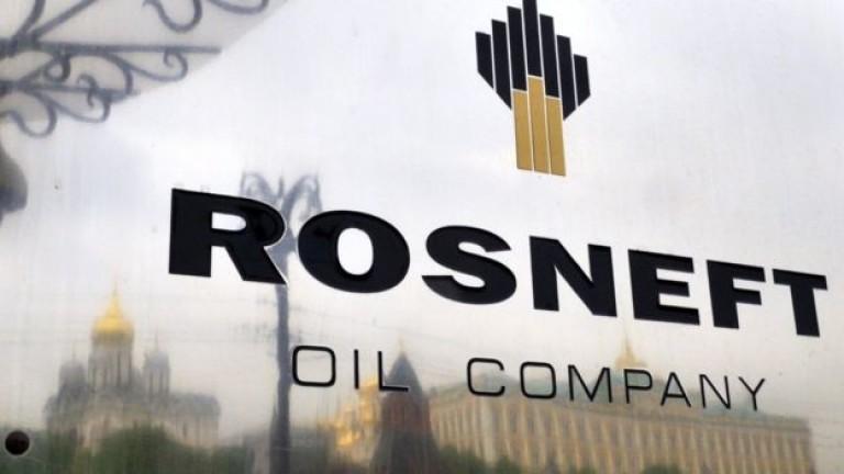 شركة روزنفت الروسية تعلن فتح حقل سلمان النفطي