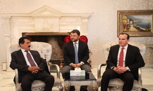 ماكغورك:حكومة الأغلبية لاتصلح في العراق