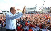 فوز أردوغان بالانتخابات الرئاسية