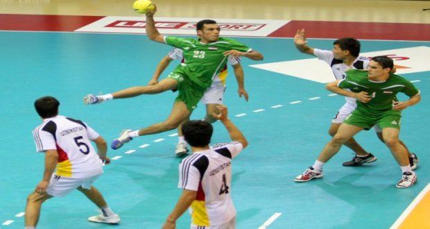 المنتخب العراقي بكرة اليد يواصل تدريباته