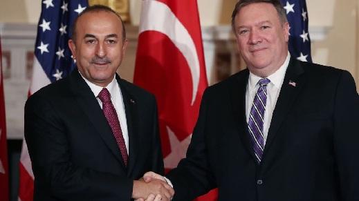 """واشنطن وتركيا تتفقان على """"العمل المشترك""""في سوريا"""