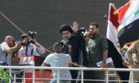 تاريخ مقتدى الصدر مع المتظاهرين