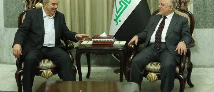 العبادي وعلاوي:المناصب من اسبقياتنا المتأخرة