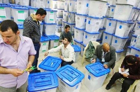 مصدر:تزوير الانتخابات حصل في محافظات الانبار ونينوى وكركوك وصلاح الدين
