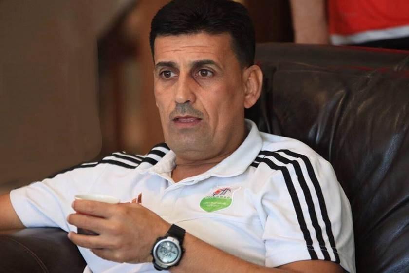 هاشم: فريق النجف يعاني من أزمة مالية