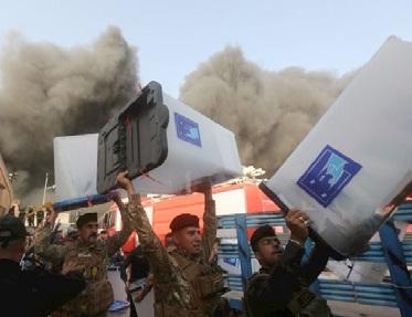 فضيحة ديمقراطية في العراق!