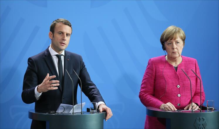ألمانيا وفرنسا تدعوان إلى إجراء إصلاحات في الاتحاد الأوربي