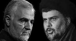 """صحيفة:سليماني """"يجمع الأحزاب الشيعية"""" الفائزة لتشكيل الكتلة الأكبر"""