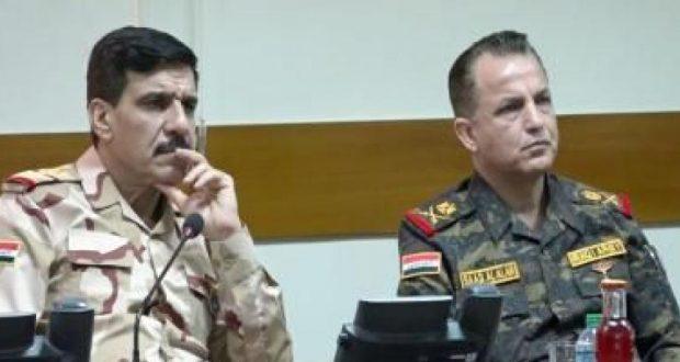 المركز الرباعي يناقش تأمين الحدود العراقية السورية