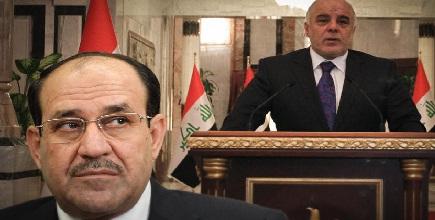 """المالكي:دعوة العبادي لعقد لقاء سياسي """"إعلان دعائي"""""""
