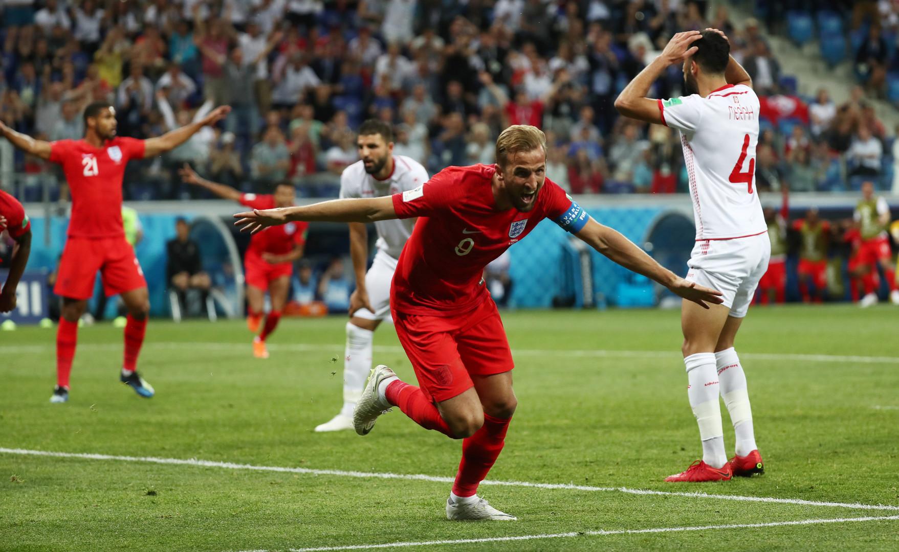 بهدف قاتل..فوزا ثمينا لإنجلترا أمام تونس