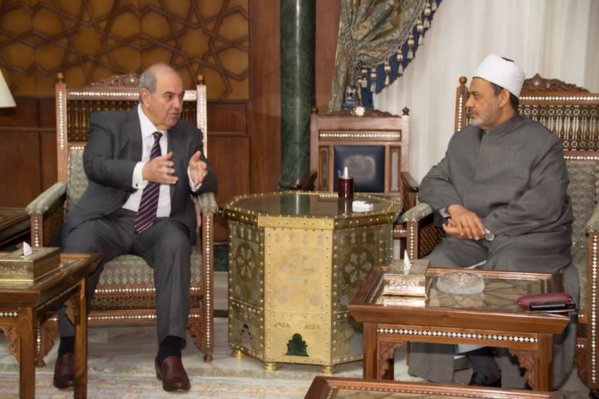 الطيب: العراق ومصر يمثلان محور التاريخ والثقافة العربية