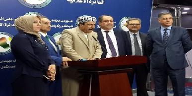 الجبهة التركمانية:معصوم يدافع عن حزبه وليس عن العراق