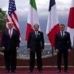 ترامب يدعو قمة مجموعة الدول الصناعية السبع إلى نظام تجاري جديد