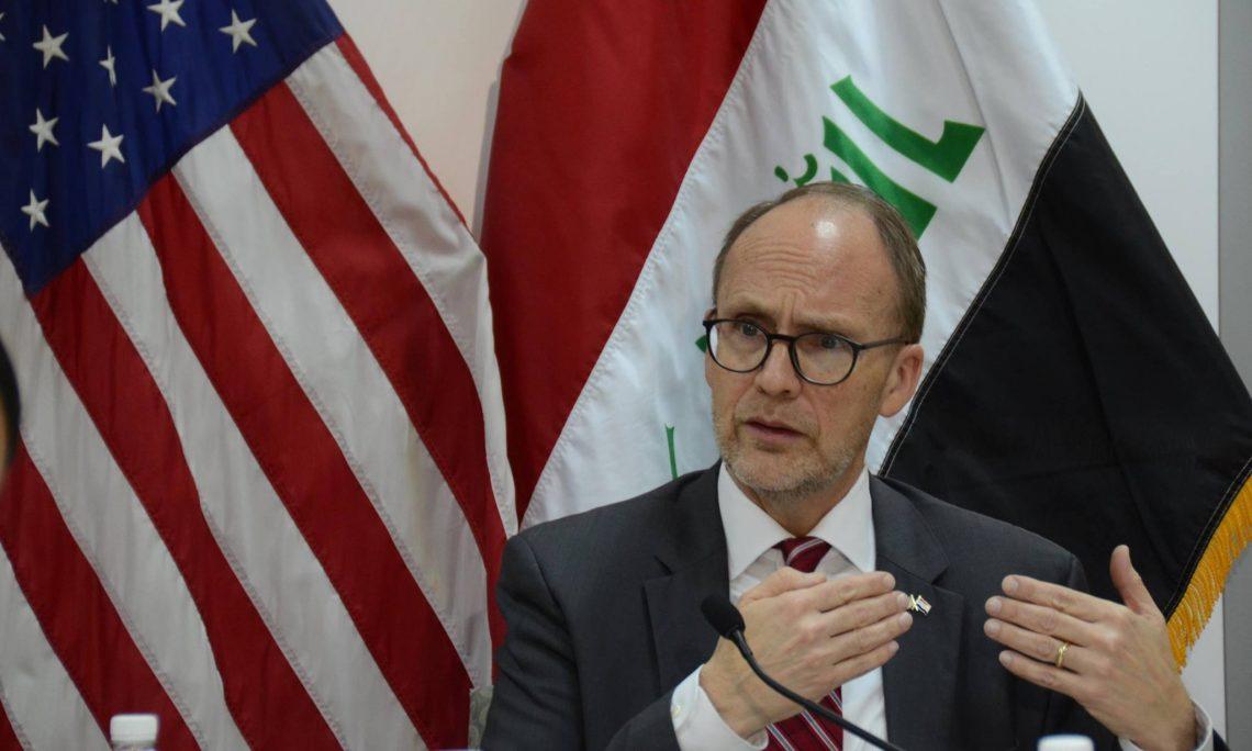 ائتلاف علاوي: تغير نسبة المشاركة في الانتخابات إلى 44% من قبل السفير الأمريكي