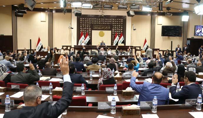 كبار البرلمان العراقي ينقلبون عليه