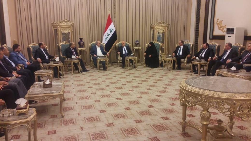 تحالفي النصر والوطنية يؤكدان على التنسيق في تشكيل الحكومة القادمة