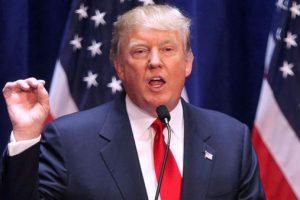 ترامب:الولايات المتحدة ليست مخيما للاجئين