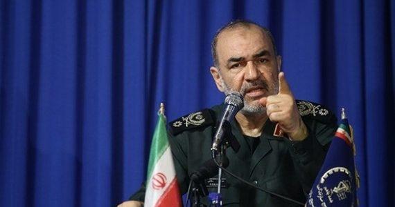 سلامي:الحشد الشعبي هو خطنا الدفاعي الأول ضد أعداء إيران