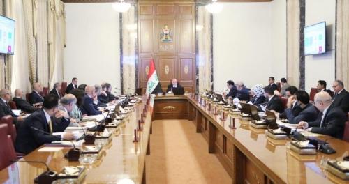 مجلس الوزراء يصادق على توصيات لجنة التلاعب في انتخابات 2018
