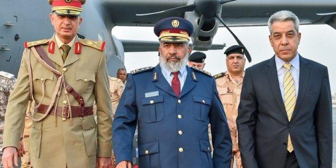العراق وقطر يؤكدان على تعزيز التعاون العسكري بين البلدين