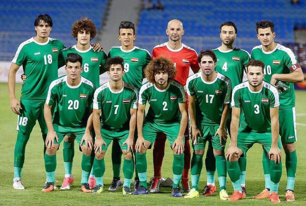 اليوم ..المنتخب الأولمبي العراقي يلتقي نظيره الإيراني