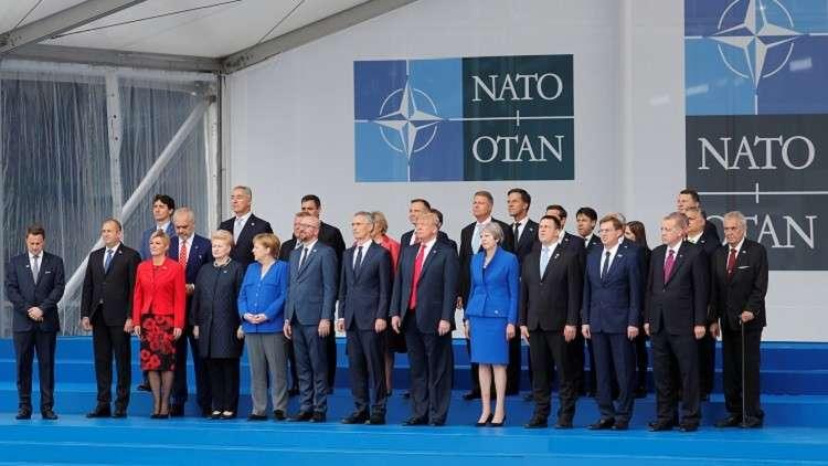 الناتو قلق من الأنشطة الإيرانية المزعزعة لاستقرار المنطقة