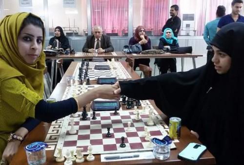 يوم 24 من الشهر الجاري موعداً لبطولة نهائي العراق بالشطرنج