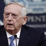 ماتيس:الولايات المتحدة لاتسعى لتغيير النظام الإيراني