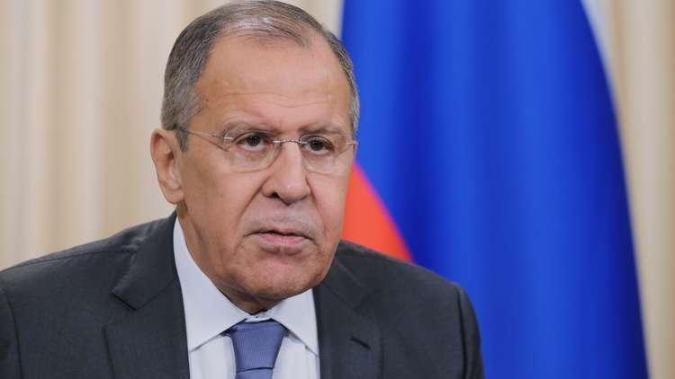 لافروف:ندعم الأسد لتجنب سيناريو العراق