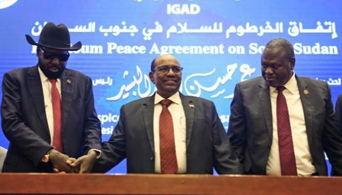 تقاسم السلطة في الجنوب السوداني