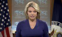الخارجية الأمريكية:لدينا تواصل وثيق جداً مع الحكومة العراقية