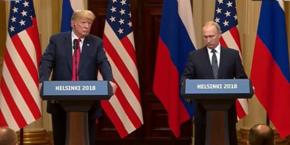 قمة ترامب وبوتين تنهي توتر العلاقات الأميركية الروسية