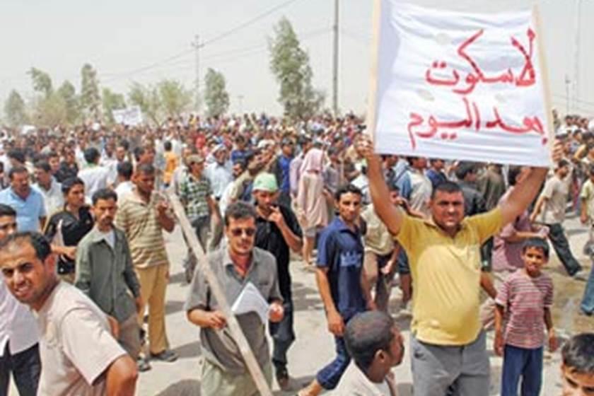 دعوات للتظاهر والعصيان المدني في البصرة