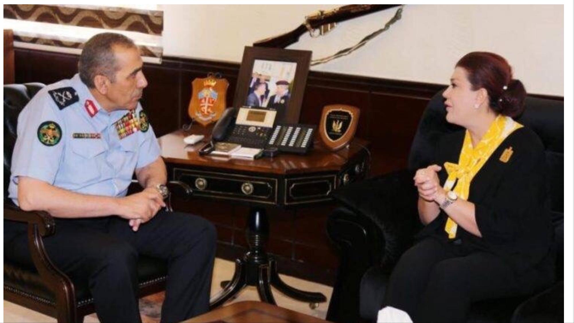 مدير الامن العام الاردني: العراقيون في الاردن احبة واهل بيت
