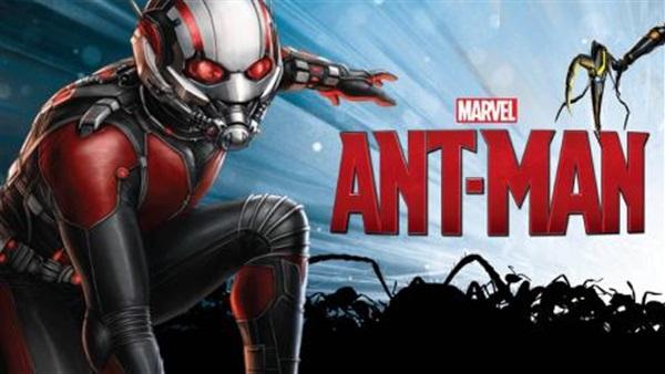 فيلم الرجل النملة يتصدر إيرادات السينما  الأمريكية