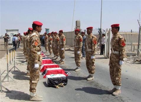 العراق وإيران يتبادلان رفات ضحايا حرب الثمانينات