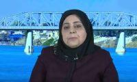العبيدي تطالب بجعل العراق تحت الوصاية الدولية