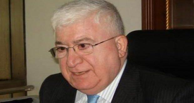 """معصوم للكرد: لاتتفقوا مع الكتلة الشيعية الكبرى إلا بموجب """"وثيقة ضمان"""""""